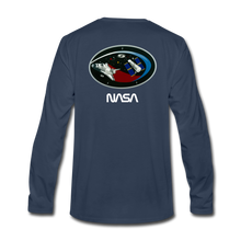 Load image into Gallery viewer, Men's Premium Long Sleeve T-Shirt - navy