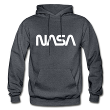 Load image into Gallery viewer, Sputnik style LG NASA FRONT - charcoal gray