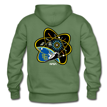 Load image into Gallery viewer, Sputnik style LG NASA FRONT - military green