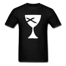 Load image into Gallery viewer, Communion Cup tee Dark - black