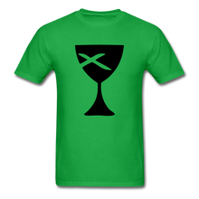 Load image into Gallery viewer, Communion Cup Bright Tee - bright green