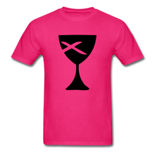 Load image into Gallery viewer, Communion Cup Bright Tee - fuchsia