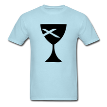 Load image into Gallery viewer, Communion Cup Bright Tee - powder blue