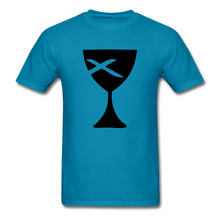Load image into Gallery viewer, Communion Cup Bright Tee - turquoise