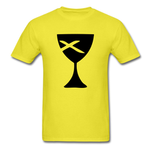 Load image into Gallery viewer, Communion Cup Bright Tee - yellow
