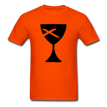 Load image into Gallery viewer, Communion Cup Bright Tee - orange
