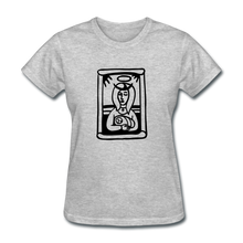 Load image into Gallery viewer, Mother Mary Women's Tee Bright Heather - heather gray
