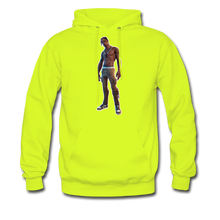 Load image into Gallery viewer, Travis Scott Hoodie Fortnite Video Game T-Shirt - safety green