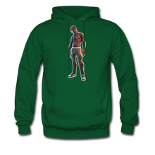 Load image into Gallery viewer, Travis Scott Hoodie Fortnite Video Game T-Shirt - forest green