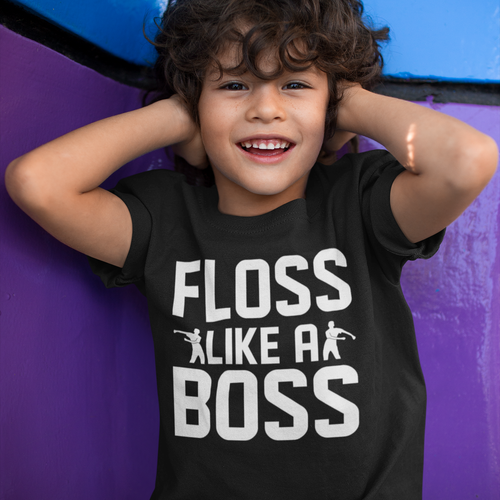 Floss Boss   Fortnite Video Game T-Shirt