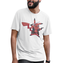 Load image into Gallery viewer, Pikachu Deadpool Pokemon Video Game T-Shirt