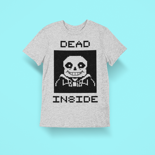 Dead Sans Undertale Video Game T-Shirt