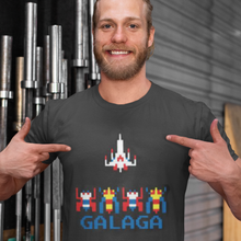 Load image into Gallery viewer, Spaceship Video Game T-Shirt