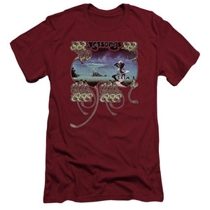 Yes Yessongs  Slim Fit Band T-Shirt