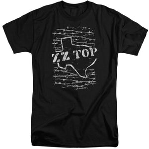 Zz Top Barbed Big & Tall Band T-Shirt