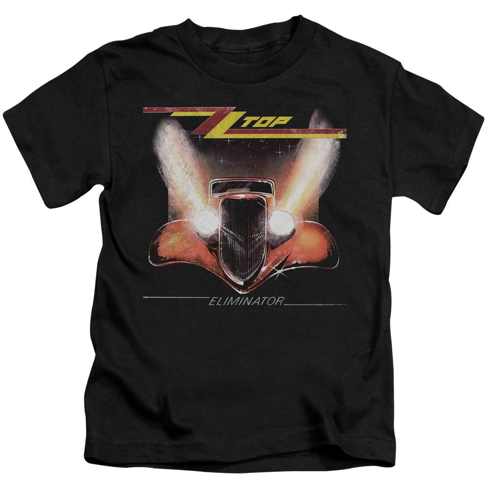 Zz Top Eliminator Cove Kid's Band T-Shirt
