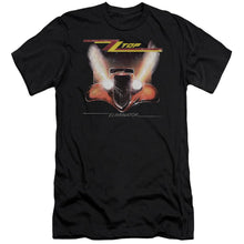 Load image into Gallery viewer, Zz Top Eliminator Cover Slim Fit Band T-Shirt