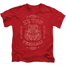 Load image into Gallery viewer, Zz Top Texicali Demon Kids Band T-Shirt