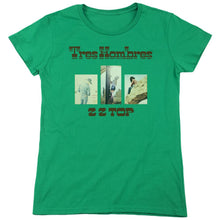 Load image into Gallery viewer, Zz Top Tres Hombres Women's Band T-Shirt