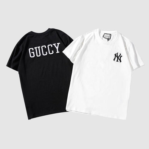 GUCCI X NEW YORK YANKEES Tシャツ 2色