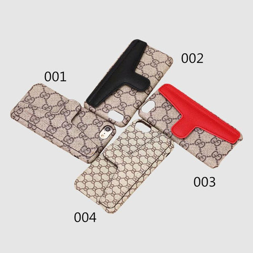 GUCCI(グッチ) GG  iPhone XS Max、XS、XR、X、7/8、7/8 Plus、6/6s、6/6s Plus ケース 4色