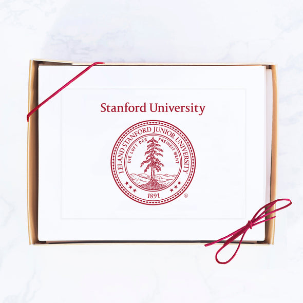 Stanford University Note Cards, School Seal