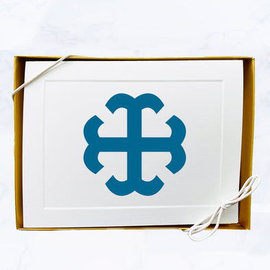 Saint Mary's College Note Card Set, French Cross