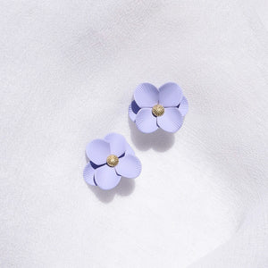 Delilah Flower Earrings
