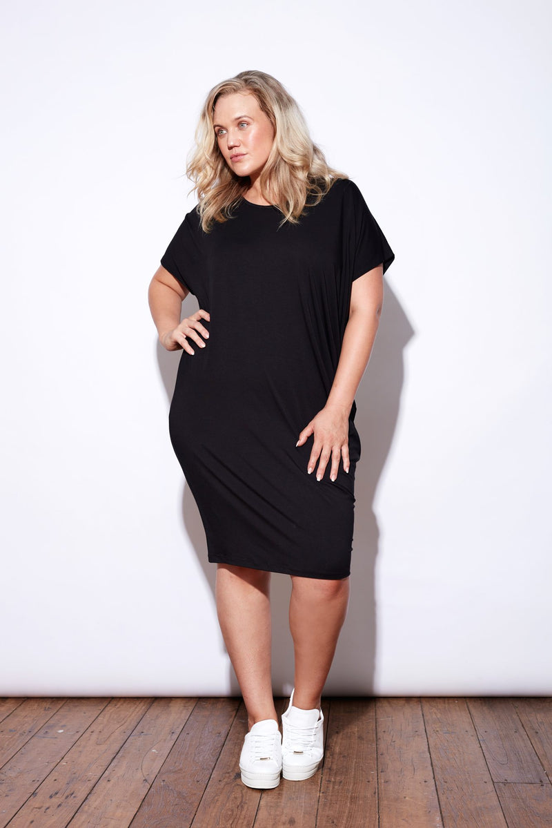 The Nora Dress, Black