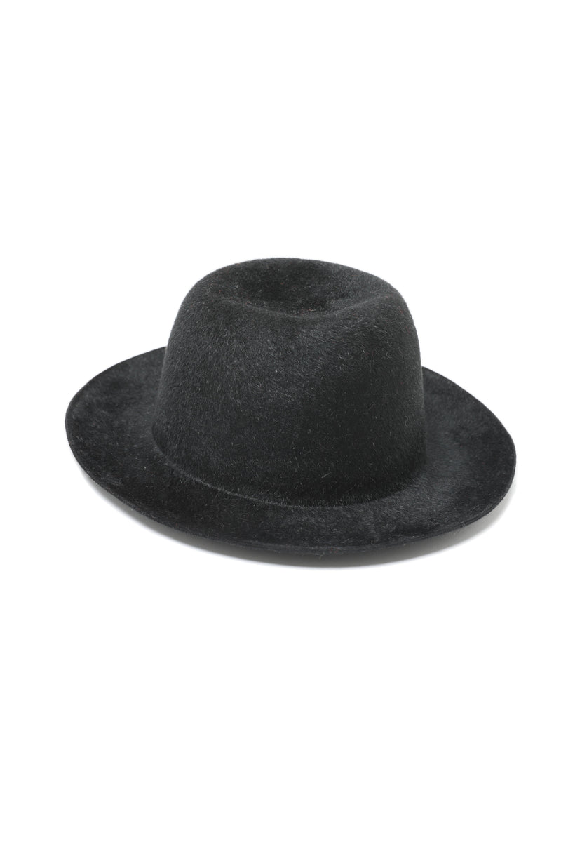 REINHARD PLANK HATS - Black