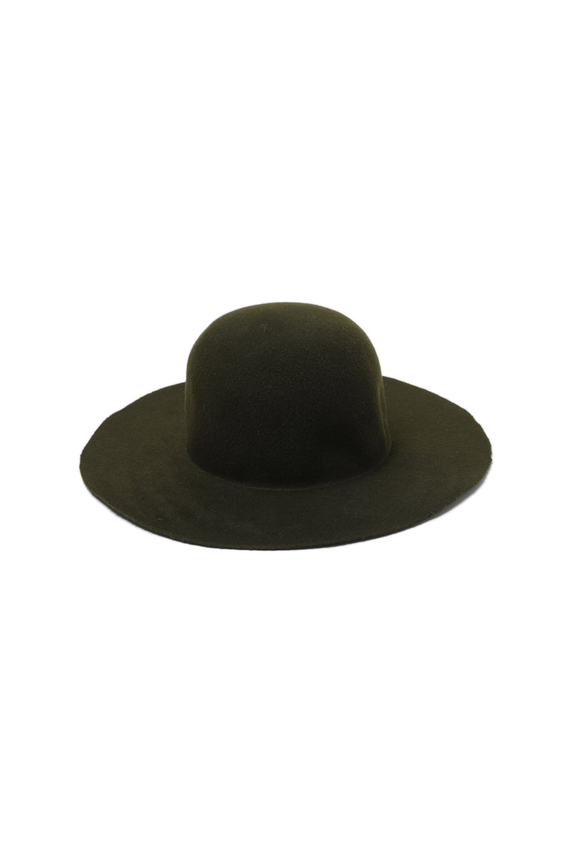 REINHARD PLANK HATS - Dark Green