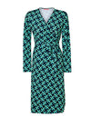 Basic Wrap Dress 10