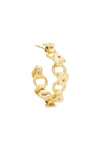 Corage Earring - Golden