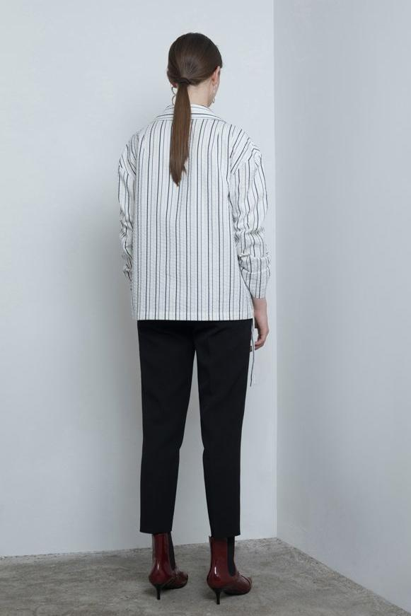 Yuel Xiang simple trousers
