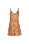 Sequined Sling Dress