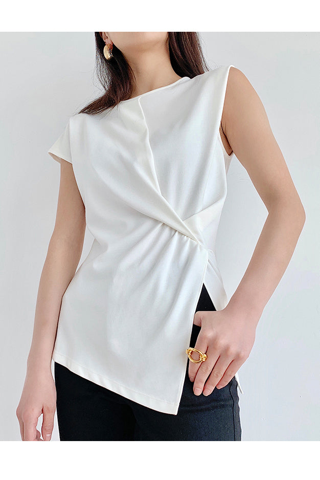 Irregular Split Top