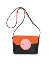 Series K Mixed Colors Messenger Bag