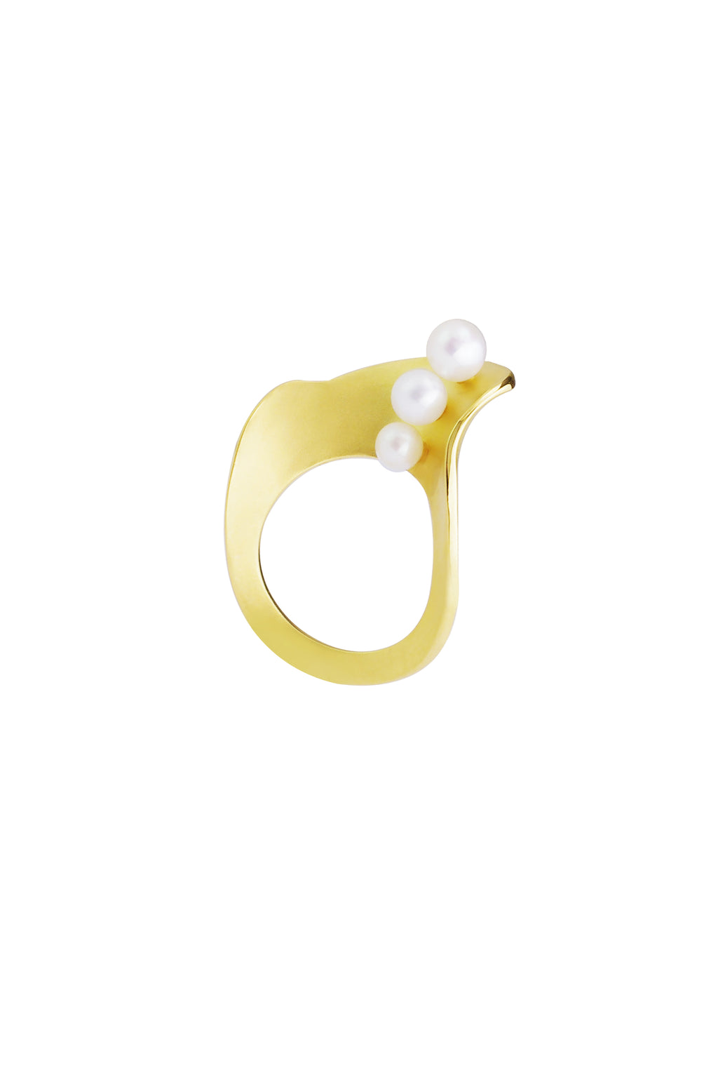 Pearl Shell Ring