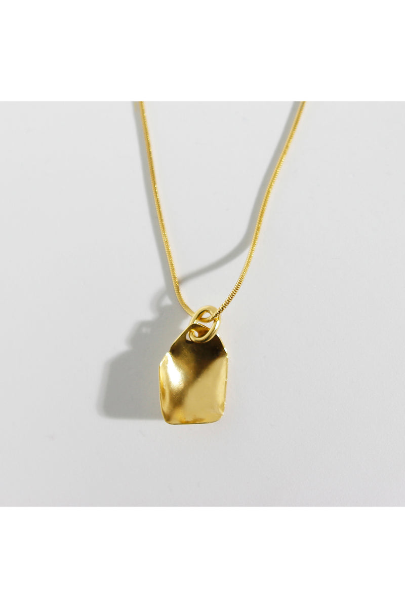 Convex Fragment Necklace