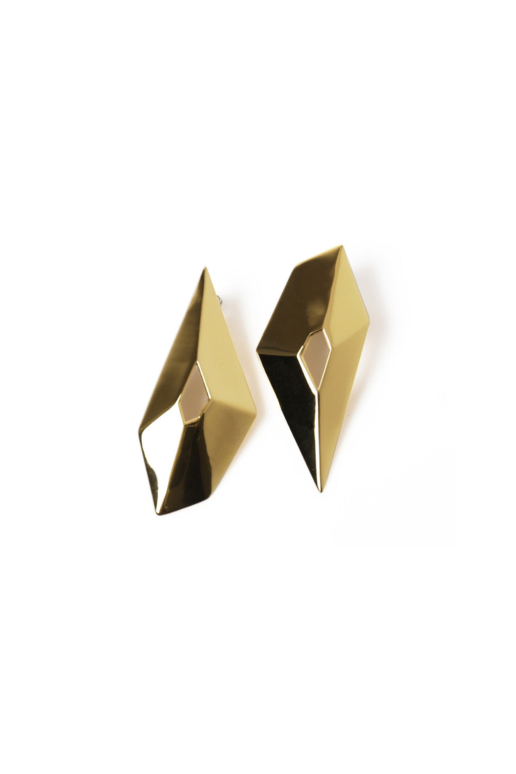 Shannnam Angular II earrings