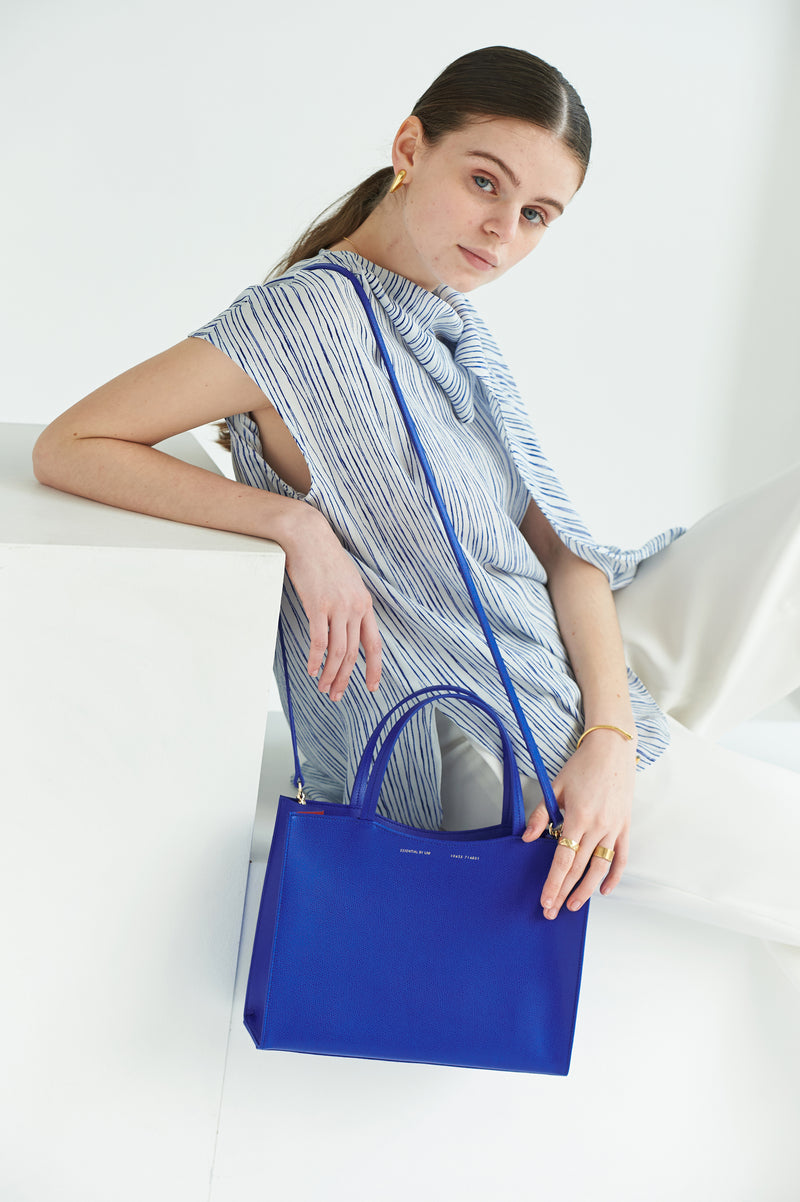 DALES TOTE - Royal Blue