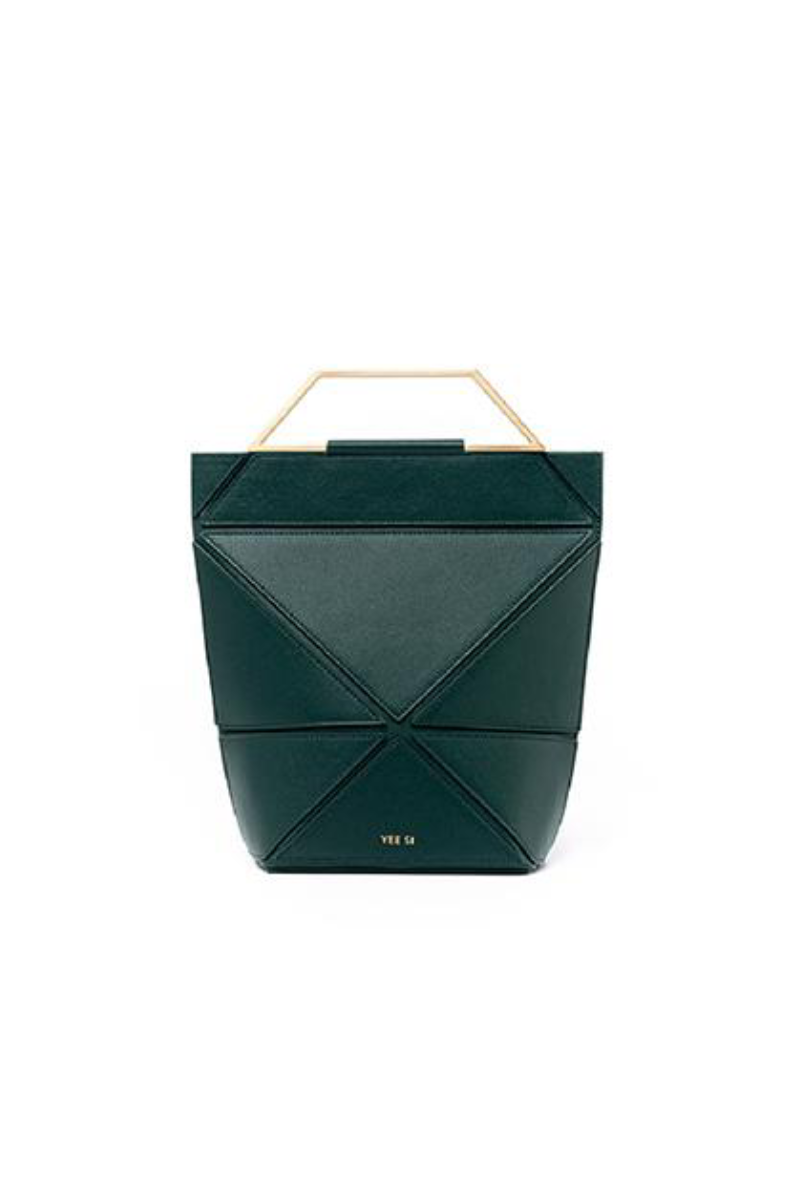 Facet Classic - Dark Green