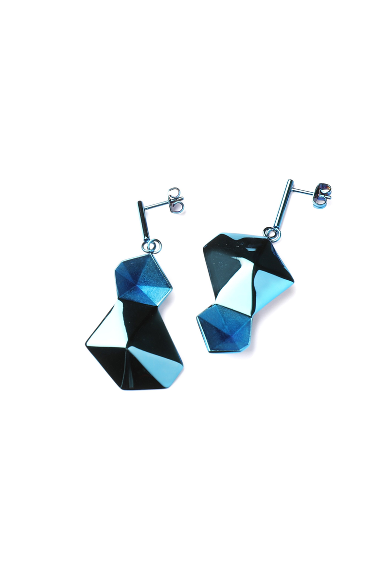 Angular I Earrings