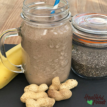 Breakfast Cacao & Maca Protein Booster