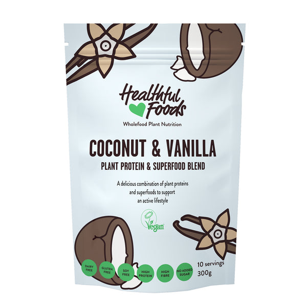 Coconut & Vanilla Superfood Protein