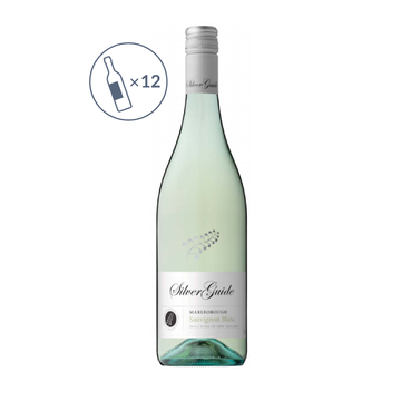 Silver Guide Marlborough Sauvignon Blanc (12 bottles)