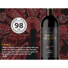 2016 Magic Melody Barossa Valley Shiraz 750ML (12 Bottles)