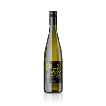 2017 Betty & Max Clare Valley Riesling 750mL (12 Bottles)