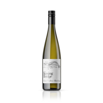2017 Kissing Bridge Clare Valley Riesling 750mL (12 Bottles)