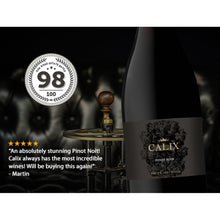 2018 Calix Pinot noir South Australia 750ml (12 Bottles)